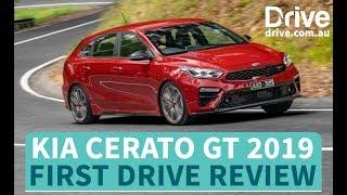 Kia Cerato 2019 İlk Sürücü İncelemesi | Sürücü GT.com.au