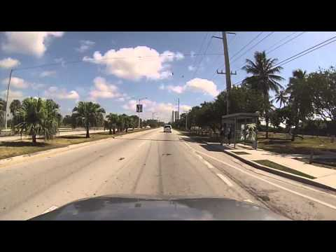 Bal Harbour, Florida - A drive through Haulover Inlet & Haulover Park HD (2015)