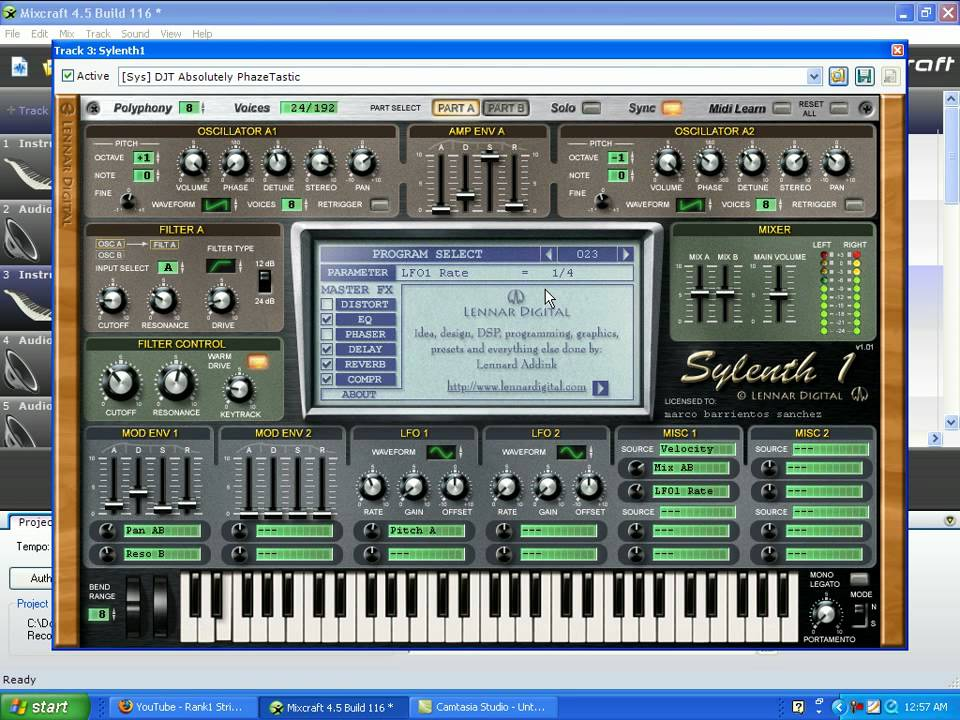 vst plugin sylenth1 dark blue download