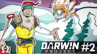 ARE YOU NOT ENTERTAINED!? (GLADIATOR OHM!) | Darwin Project #2 Multiplayer Survival / Battle Royale