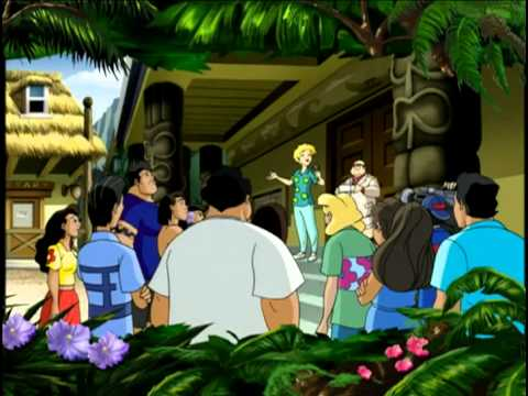 The Wiki-Tiki Tales Of Aloha Scooby-Doo! - Aloha, Scooby-Doo! Special  Features (Contenuti Speciali)