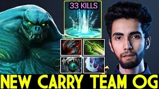 SUMAIL [Morphling] New Carry Team OG Insane 33 Kills 7.24 Dota 2