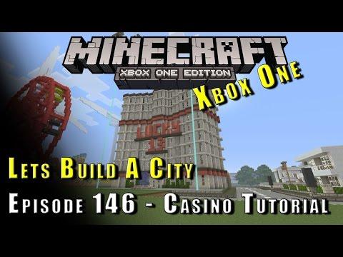 Minecraft :: Lets Build A City :: Casino Tutorial :: E146