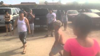 SPRING BREAK FIGHT! SOUTH PADRE ISLAND 2015