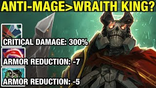 ANTI-MAGE NERF WRAITH KING? - Badman - Dota 2