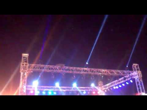four side trust dj setup with stage sharpy lights om sai events by Rahul dj  ph-8860473419 by rahul bajaj
