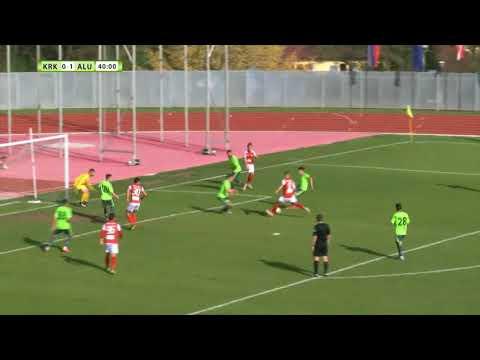 Krka - Aluminij 0:3, povratna tekma četrtfinala Pokala Slovenije, 2017/18