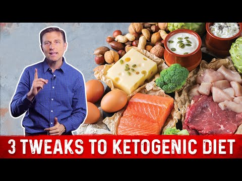 3 Tweaks to the Traditional Ketogenic Diet