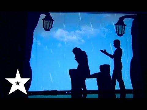 "Театр теней ""Dreamway"" - Україна має талант-6 - Кастинг в Днепропетровске"