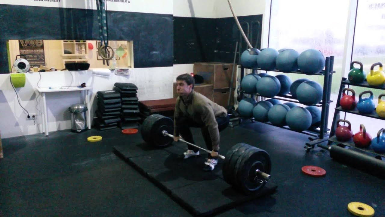 how to clean and jerk technique
