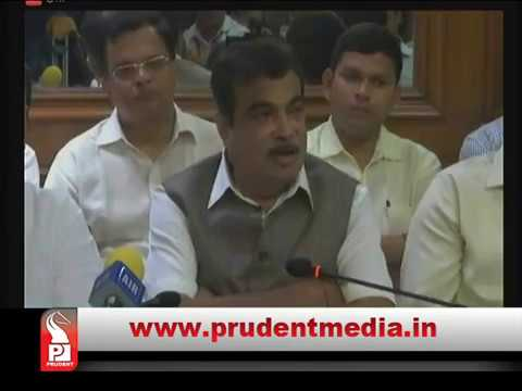 THINK FOR THE BEST & PREPARE FOR THE WORST: GADKARI ON MINING