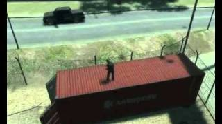 Глюки и приколы GTA IV эпизод 4 ( Two Hare ) glitches and funny, episode 4