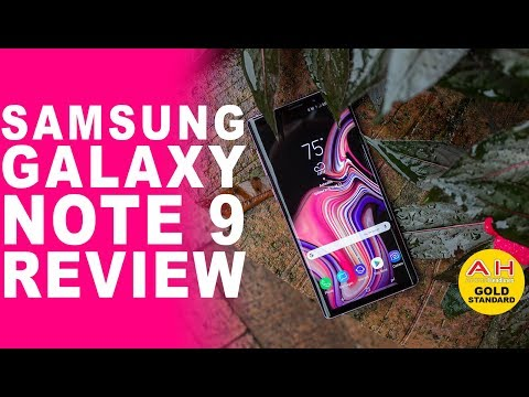 Samsung Galaxy Note 9 Review - Its Almost Too Good