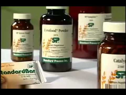 Standard Process   Whole Food Supplements   YouTube