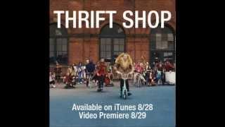 Thrift Shop - Macklemore & Ryan Lewis feat. Wanz (Clean)