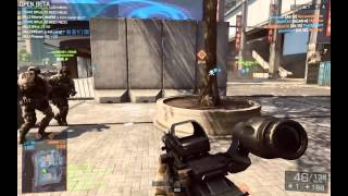 Battlefield 4 beta Siege of Shanghai first play gameplay