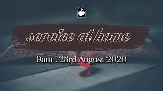 Emmanuel EFC Live - Romans 7 - Pastor David Low // 23rd August 2020