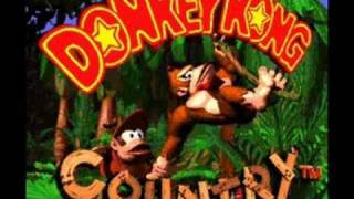 Donkey Kong Country - Funky