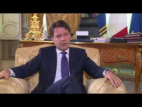 Intervista del Presidente Conte al Fatto Quotidiano (19/07/2018)