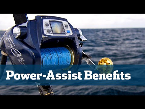 Florida Sport Fishing TV - Deep Drop Reel Electric Power Assist