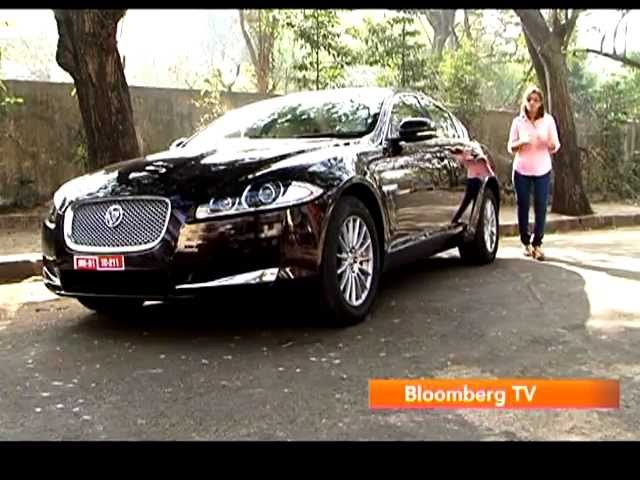 New Jaguar Xf 2 2 Video Review By Autocar India Video Watch Now