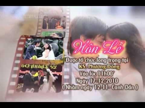 Đám cưới Ngọc - Huyền