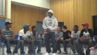 Madroxx vs Rugged child aka J Rap