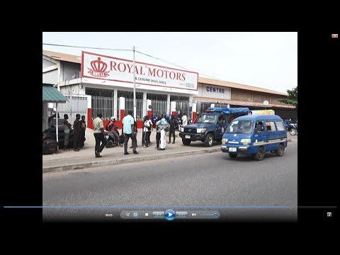 Royal Motors robbery:  Cashier, Secretary narrate how robbery occurred