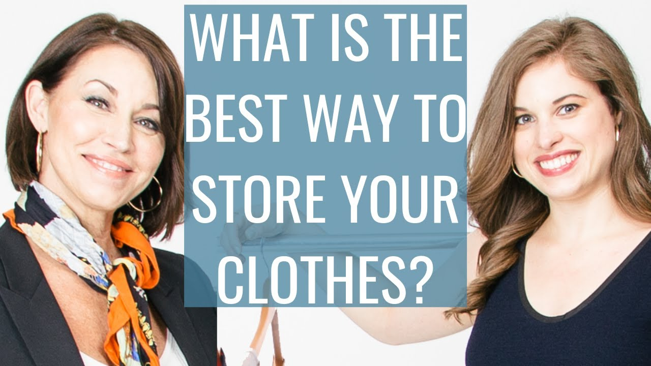 How to store & protect your clothes & shoes?