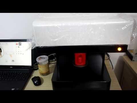 Coffee printer printing more Personality fashion