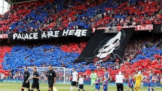 Best British Fans Compilations - Crystal Palace (HD)