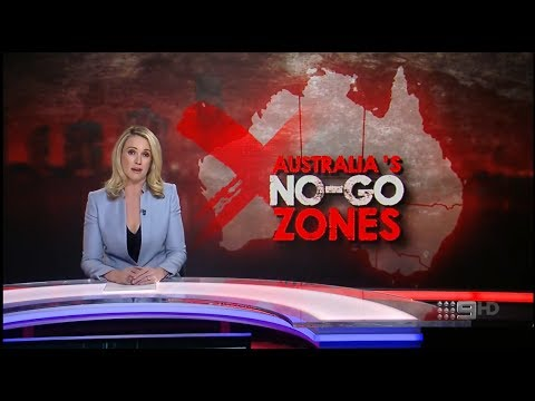 ACA. Australia's No Go Zones.(Multicultural Nightmare)(Muslim+Apex Gangs)
