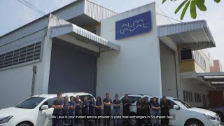 Improve Performance Of Your Plate Heat Exchanger With Alfa Laval Service