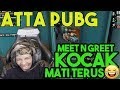 Download mp3 ATTA Mng di PUBG Indonesia - MEET N GREET MATI TERUS KOCAK!! for free