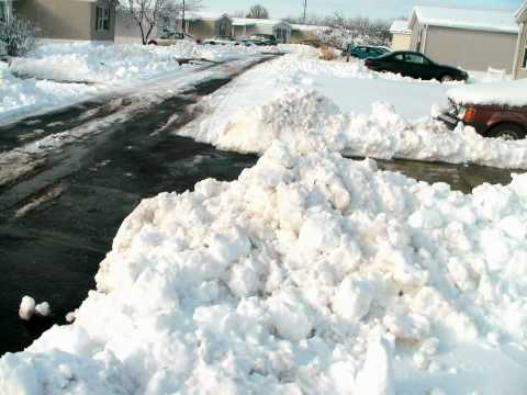 2010 Ohio winter snow storm