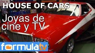 José Vicente Díez ('House of cars') nos enseña sus réplicas de televisión y sus joyas de cine