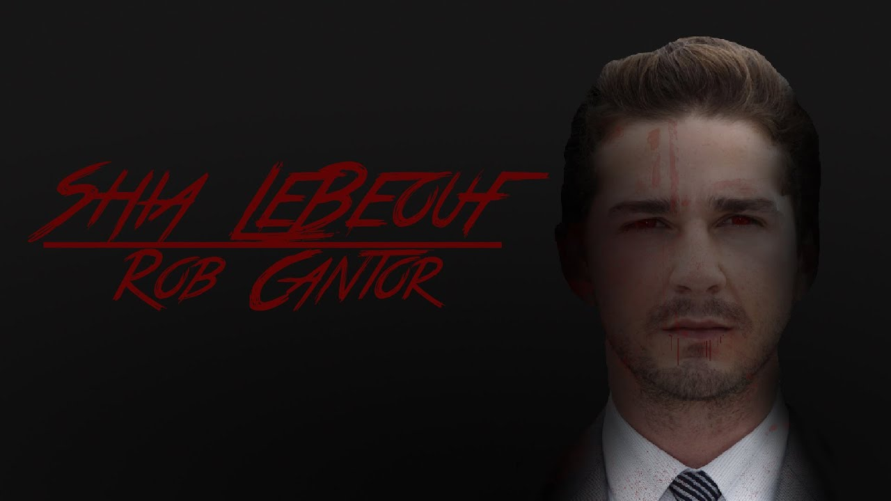 Rob Cantor - Shia LaBeouf | Unofficial Music Video PARODY ...