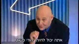 Being jewish  Yair Nitzani