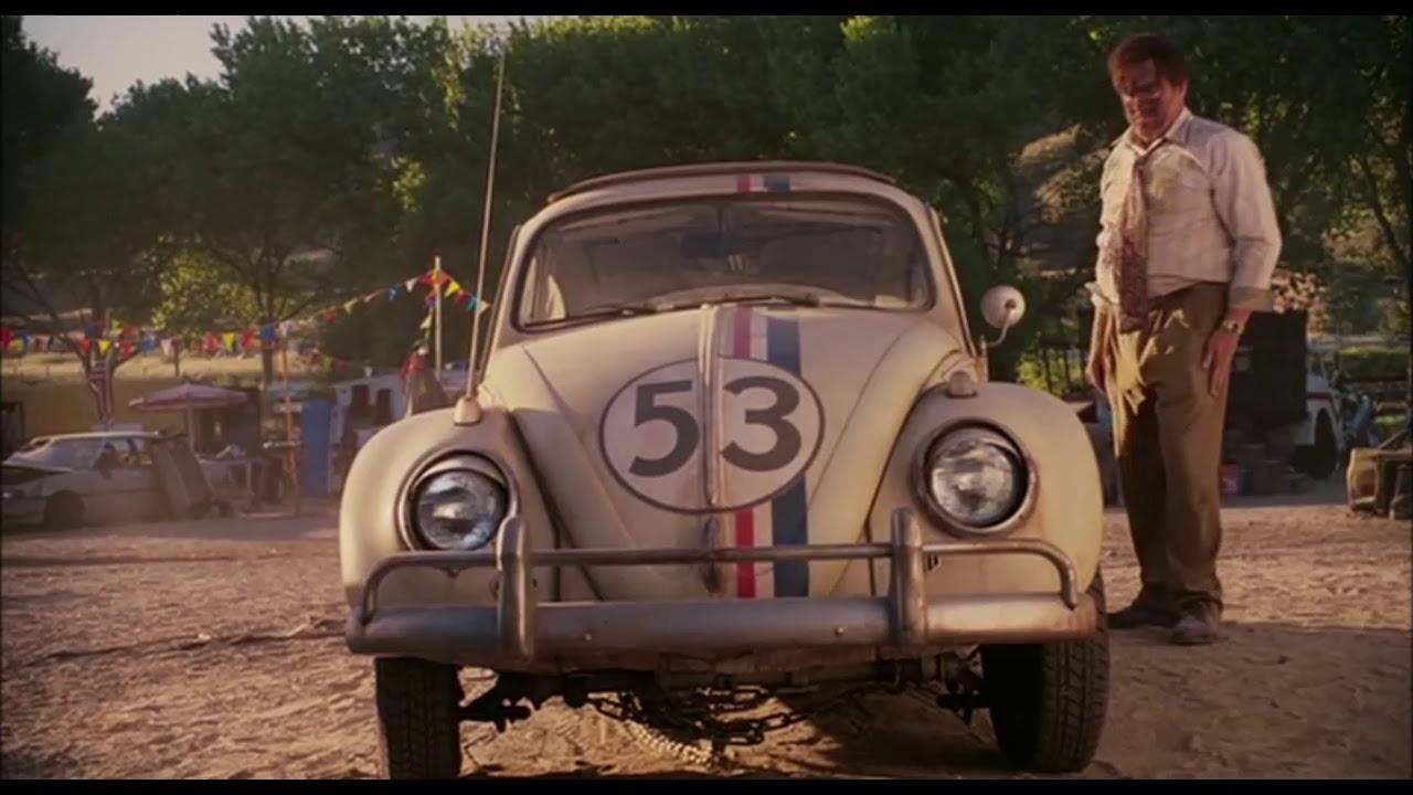 Herbie Español Latino Disney Herbie Llega Al Deposito Película Herbie A Toda Marcha Lindsay Lohan Youtube