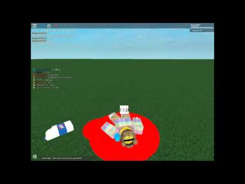 Roblox Reviewing Scripts #9 Bleach Drinking