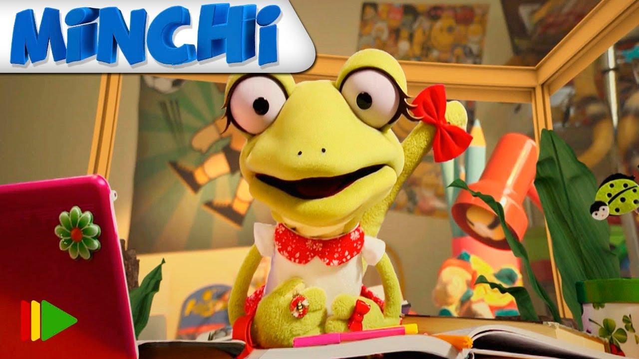 Las Aventuras de Minchi | Episodios para NIÑOS | Ríe con Minchi | +11 minutos