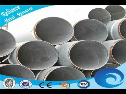 china supplier large diameter spiral steel pipe on sale 4tube china