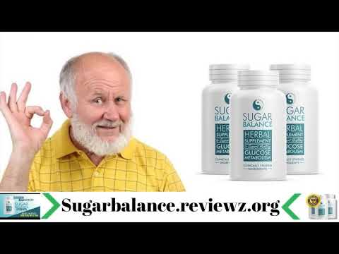 Sugar Balance Review  - Sugar Balance Herbal Supplement
