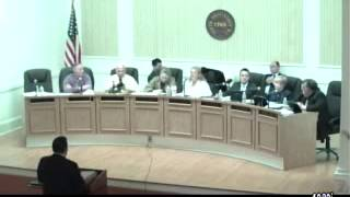 North Providence Town Council Meeting, April 1