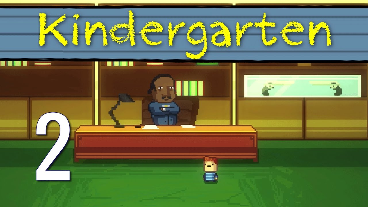 Kinder Garden: Monday, Again (Let's Play Kindergarten Steam Early
