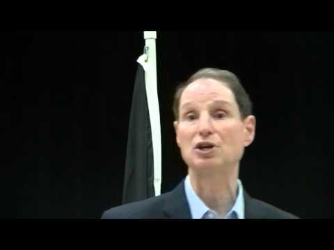 Senator Ron Wyden - Town Hall Meeting - Lebanon, Oregon - 01/16/2016