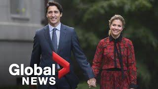 Canada Day: Justin Trudeau, Sophie Grégoire Trudeau Speak In Ottawa | Full