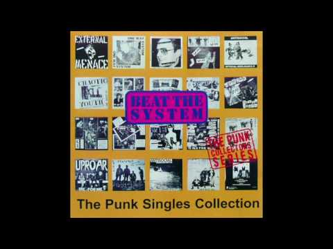 V.A - Beat The System - The Punk Singles Collection (Full Album)