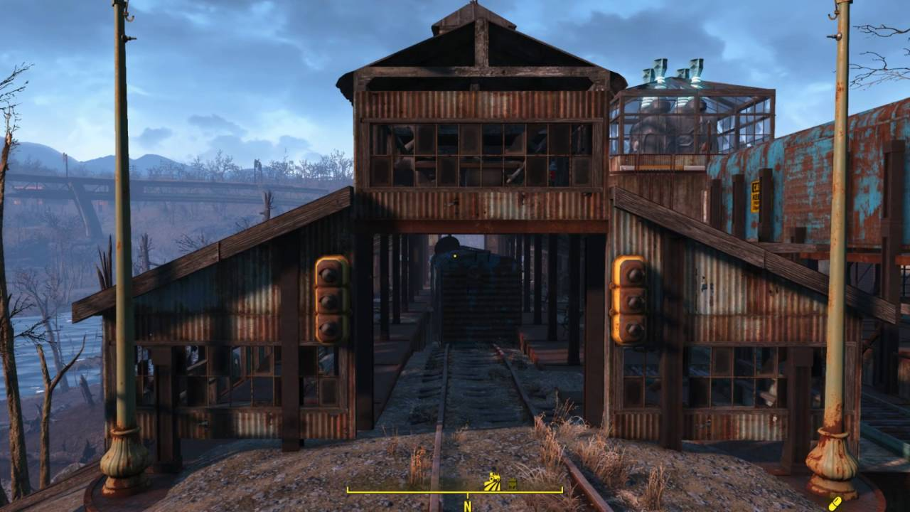 how to build a crafting station fallout 4