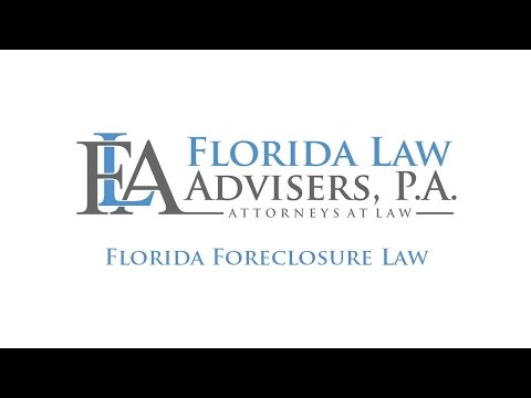 Foreclosure Attorneys in Tampa - Florida Law Advisers, P.A.